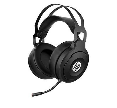 HP, X1000 Gaming Wireless Headset, Black