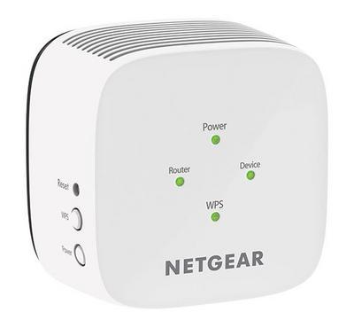 NetGear, EX6110 AC1200 Wallplug Extender
