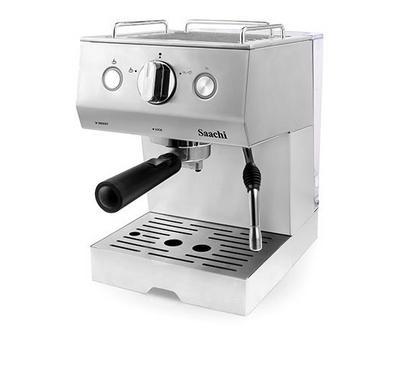 ساتشي صانعة قهوة ، 15 بار، 1.5 لتر ، ابيض