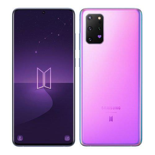Samsung Galaxy S20 Plus BTS Edition, ,5G, 128GB ,Purple - eXtra Saudi