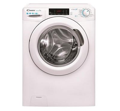 Candy 7kg Front Load Washing Machine, 1200RPM,White