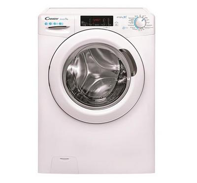 Candy 10kg Front Loading Washing Machine, 1400RPM,White