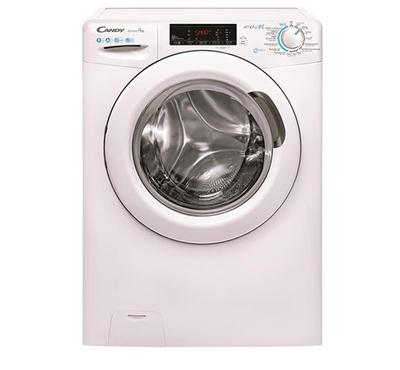 Candy 9kg Front Load Washing Machine, 1400RPM,White