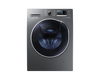 Samsung 9/6 kg Front Load Washer and Dryer,1400 RPM, Inox.