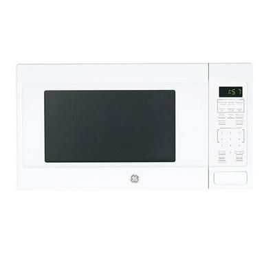 GE Microwave, 1.6Cu Ft,45.3 L, 1150W, White