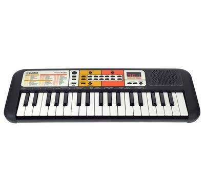 ياماها، كيبرود محمول، 32 مفتاح، 117 صوت، 3 مجموعات إيقاعية، أسود