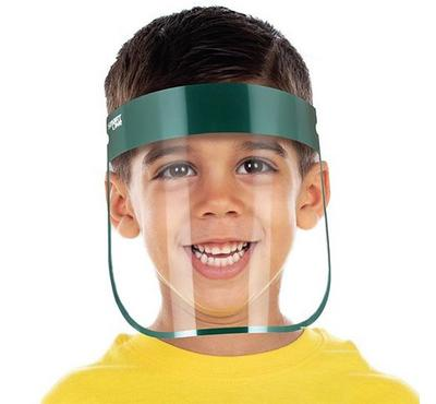 SmartLine, Face Shield protective Mask for kids, protection of eyes and face from flying droplet