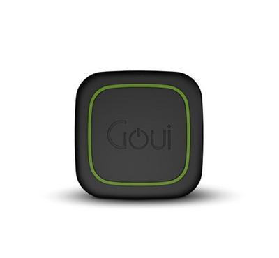 Goui Cube.Qi Power Bank ,10,000mAh + Qi 10W Wireless Charging, Black