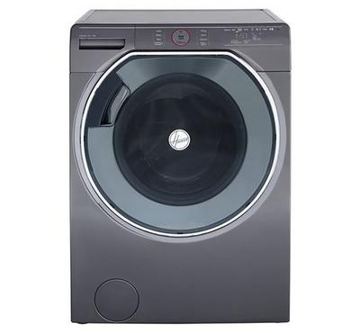 Hoover Washer 13kg,Dryer 8Kg Front Load, 1400rpm, Delay Start,Grey.