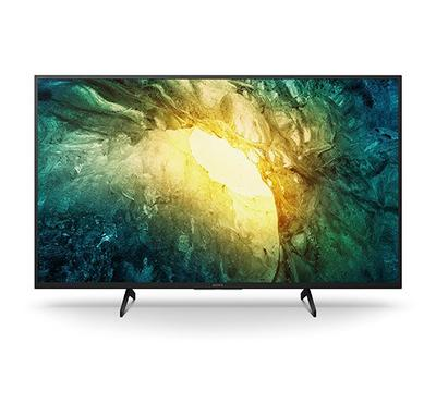 Sony, 49 Inch 4K HDR LED TV, KD-49X7500H