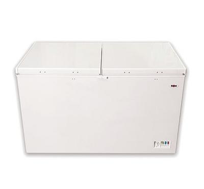 Zen 400.0L Chest Freezer Frost White.