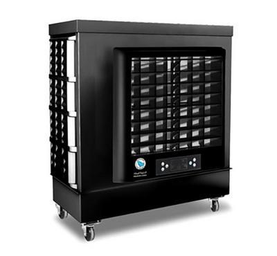 Al-Jazirah Plus Desert Cooler, 70liters, Remote Control, Black