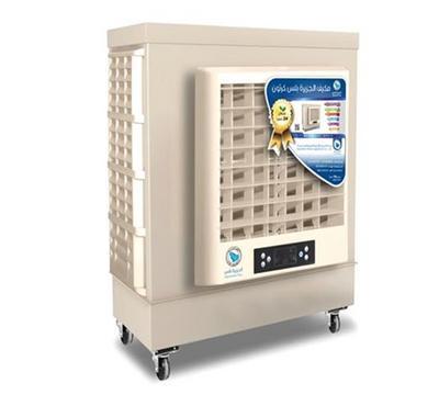 Al-Jazirah Plus Desert Cooler, 70liters, Remote Control, Beige