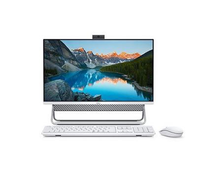 Dell Inspiron 24 5490, Core i7, 23.8 inch, 16GB, 1TB+ 256GB, Silver
