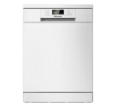 Hisense 14PS, Dish Washer,6 Programmes, White
