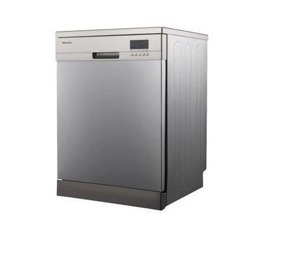 Hisense 14PS, Dish Washer,6 Programmes, Silver