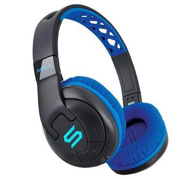 سول أكسترا، سماعات راس لاسلكية، أزرق