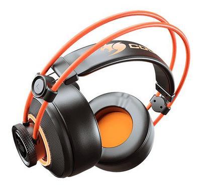 Cougar, Immersa Pro Ti Gaming Headset, Black