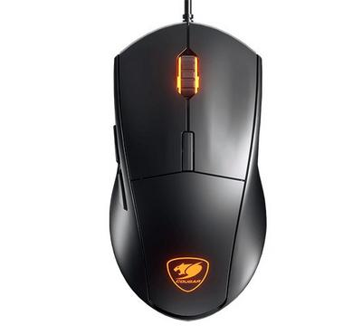 Cougar Minos XT Gaming Mouse, RGB Backlights, Black