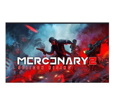 Mercenary 2 Silicon Rising Game with Vive Pro Starte Starter Kit, Digital Code