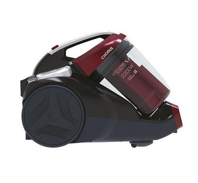 Candy CHORUS 2.5L Cyclone Vacuum Cleaner Bagless 2200W Red/Luxor Black.
