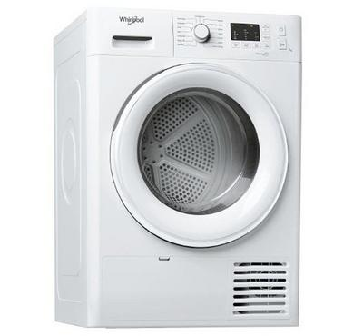 Whirlpool Condenser Tumble Clothes Dryer, 7.0KG, 2700W, White.