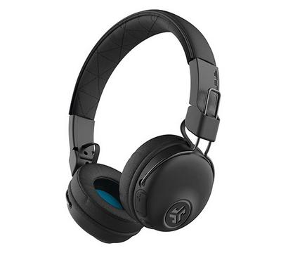 Jlab Adult Studio Wireless Headphones, Black