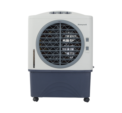 Honeywell Portable  Air Cooler, 3-in-1 Evaporative Cooling, , 48 Ltrs Water Tank,White & Grey