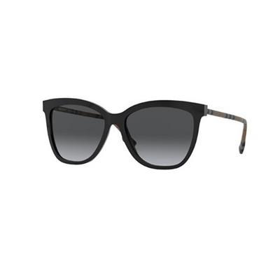 Burberry, Women's Square Sunglasses, Black