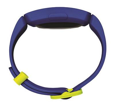 Fitbit Ace 2, Activity Tracker for Kids,Night Sky ,Neon Yellow
