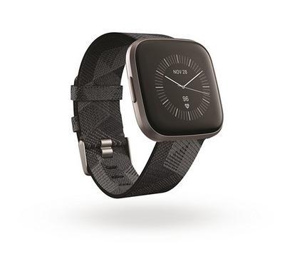 فت بيت فيرسا 2، أصدار خاص، ساعة ذكية، رمادي المنيوم