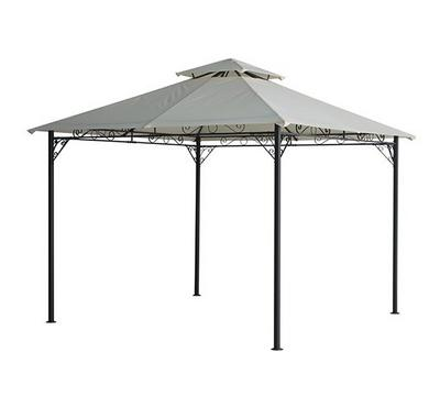 Gazebo, 3Mx3M, Polyester With Pa Coating