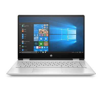 HP Pavilion x360, Core i3, 14 Inch, 4GB RAM, 256GB SSD, Mineral Silver