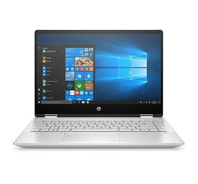 HP Pavilion x360, Core i7, 14 Inch, 8GB RAM, 512GB SSD, Mineral Silver