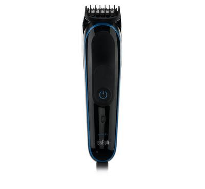 Braun 9-in-1 All-in-one Trimmer, Black/Blue