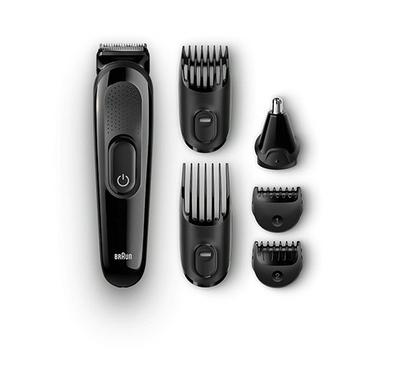 Braun 6-in-1, All-in-One Trimmer, Black