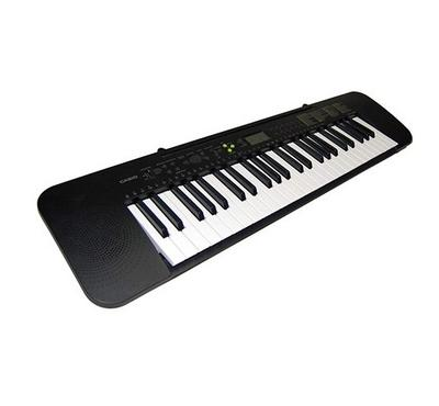 Casio Keyboard, 49 Full-Size Keys, Black