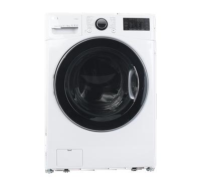 LG Front Load Washer/Dryer Combo, 17 Kg / 10kg, Inverter Direct Drive,Wi-Fi, Blue White