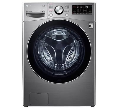 LG Front Load Fully Automatic Washer/Dryer Combo, 14 Kg / 8 kg, Inverter Direct Drive,Wi-Fi, VCM