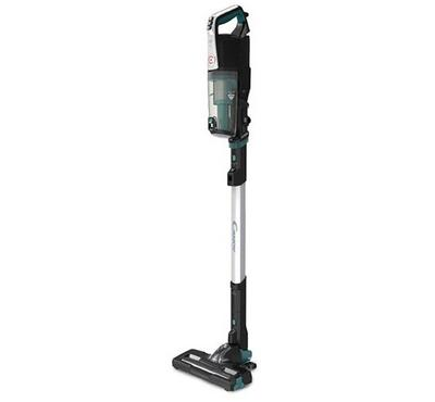 Candy All Surfaces 500 Cordless Stick Vacuum Cleaner, Cougar Black/Chameleon Green
