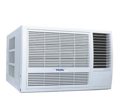 Pearl Deluxe 1.5T Low Height Window A/C Rotary Compressor, 17475BTU , Cold