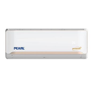 Pearl Emperor 2.5T Smart Split A/C T3 Rotary DC Inverter Compressor 26570 BTU,Hot and Cold