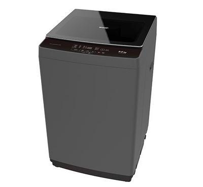 Sharp Washing Machine Top Load, 10 KG, Dark Silver