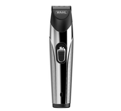 Wahl Silver Trim Cord/Cordless Trimmer, up to 60 Minutes Run Time