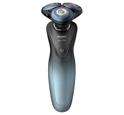 Philips Series S7000, Rechargeable Shaver,wet&dry, washable, Black.