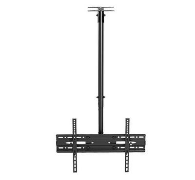 WB, 40-65-Inch LED TV Ceiling Bracket, Black