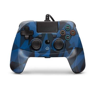 Snakebyte PS4 Controller, Blue
