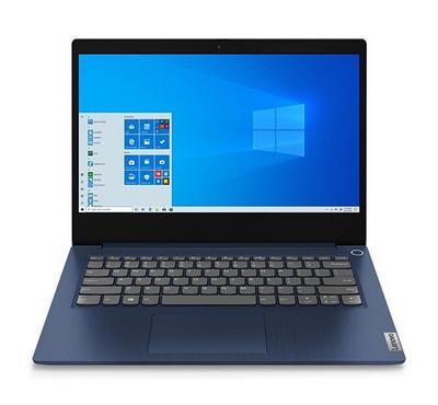 Lenovo IdeaPad 3, Core i3, 14 Inch, 4GB RAM, 1TB HDD, Blue