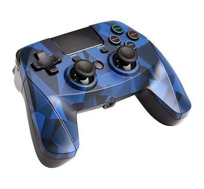 Snakebyte, Wireless PS4 Controller, Camo Blue
