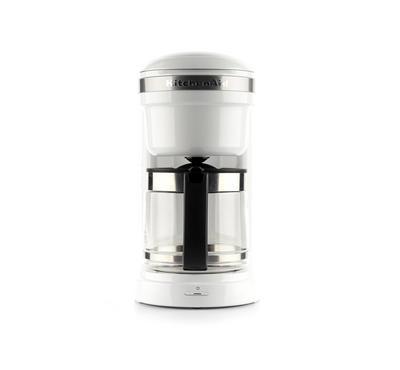 كيتشين ايد صانعة قهوة، 1.7 لتر، 1100 واط، ابيض